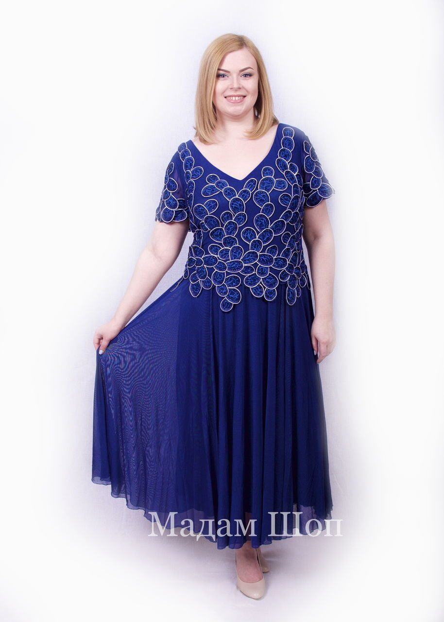 Итальянское длинное платье купить