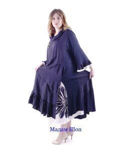 f3735554f66 Интернет-магазин одежды для полных женщин «Мадам Шоп» – модный ассортимент
