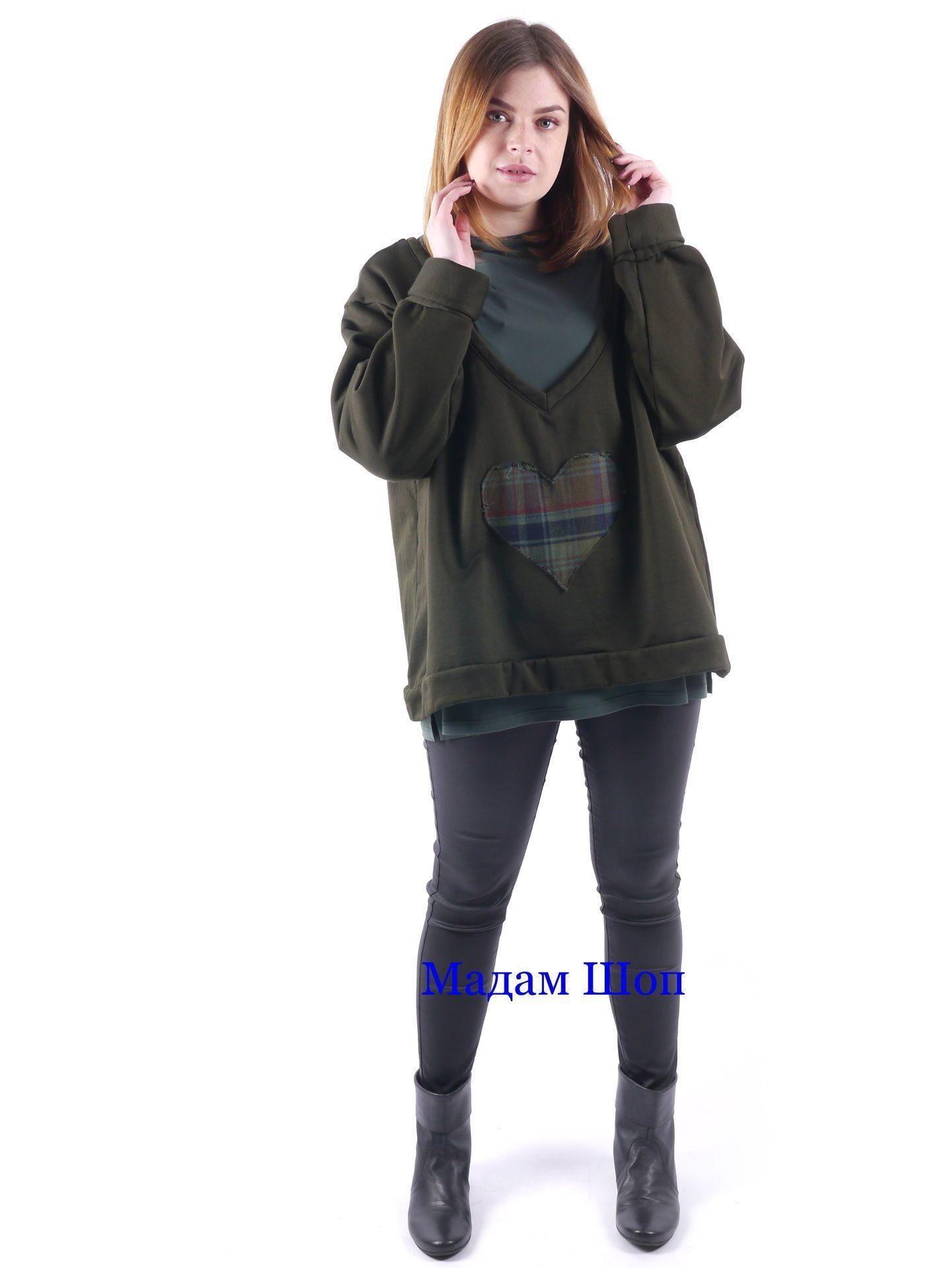 73d2da1fc2703 Mariluna Italy. Итальянская одежда больших размеров Марилуна для ...